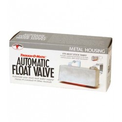 Little Giant Trough-O-Matic Automatic Float Valve Metal Housing