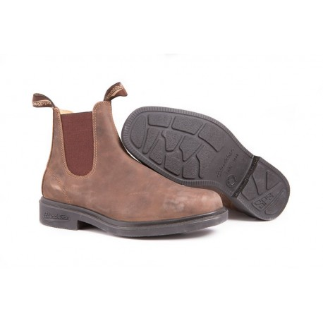1306 Chisel Toe Blundstone Rustic Brown