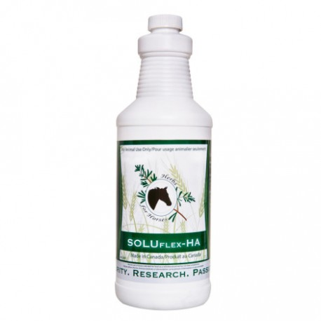Herbs for Horses - SOLUflex HA
