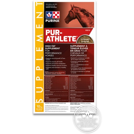 Purina Pur- Athlete High Fat Supplement