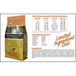 Canadian Naturals Salmon & Sweet Potato Grain FREE Dogfood 30lb