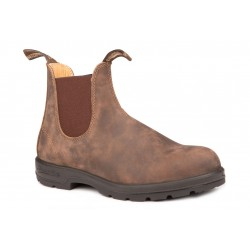 Leather lined 585 Rustic Brown