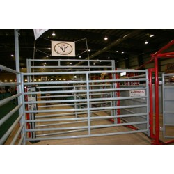 2W Livestock Equipment 400, 500, 600 Series Panels
