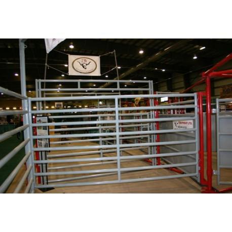 2W Livestock Equipment 400, 500, 600 Series Panels
