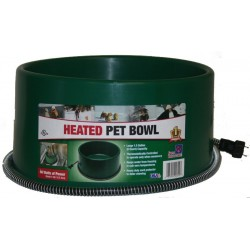 Heated Pet Bowl 1.5 Gallon
