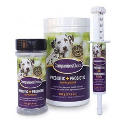 Companions Choice Prebiotic & Probiotic for Pets