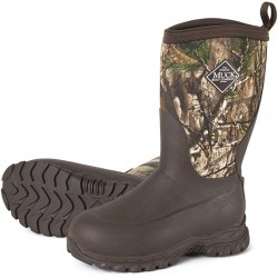 Kids Rugged II Muckboot- Realtree Camo