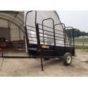 2W Livestock Portable Loading Chute