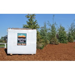 Mountain Bark Premium Red Cedar Mulch Bale